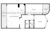 0198, Тристайни апартаменти в тих зелен район