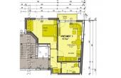 0199, Двустайни апартаменти в нова зграда