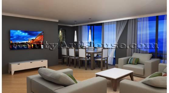 4-стаен апартамент в строеж ж.к. Витоша г. София