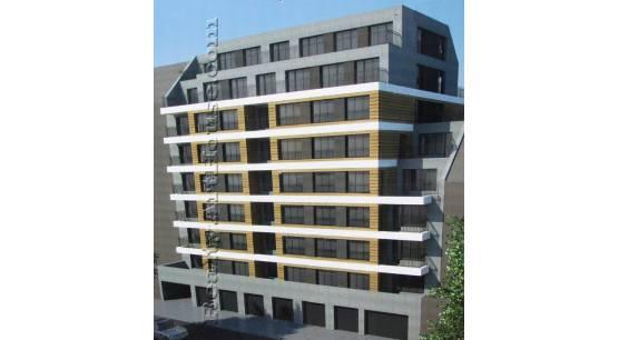 2-стаен апартамент в центъра на София с акт 16 -  декември 2018г.