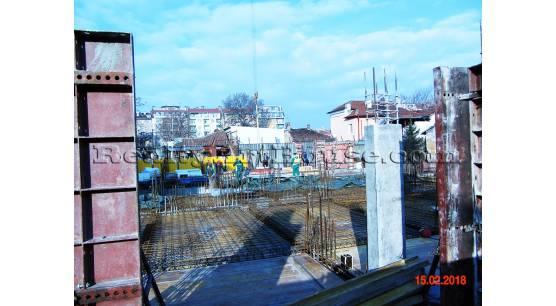 3-стаен апартамент в центъра на София с акт 16 декември 2018г.