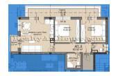 0398, 3-стайни апартаменти в новострояща се сграда кв. Люлин 8