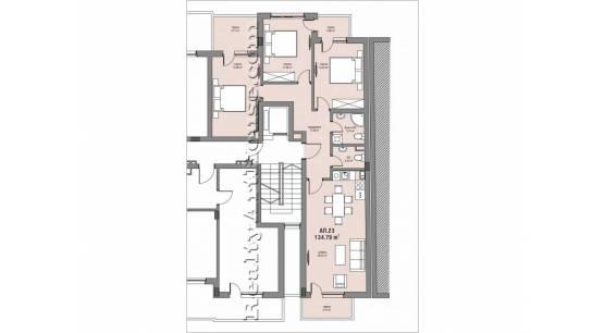 4-стайни апартаменти в широк център