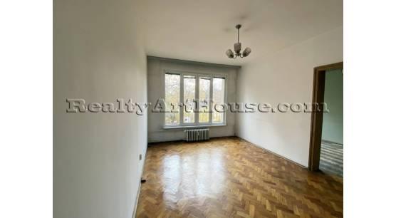 2-стаен апартамент в кв. Илинден 100 м. до метростанция Вардар