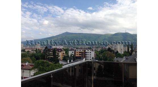 3-стаен панорамен апартамент в нова сграда c АКТ 16 в Овча купел