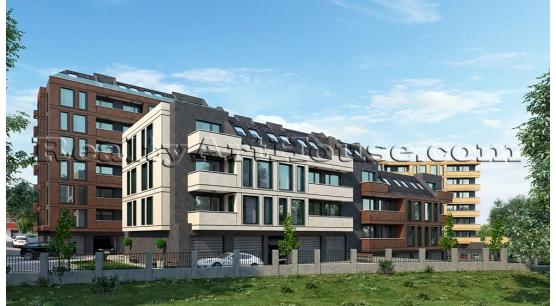 2-стаен апартамент  в ново строяща се сграда