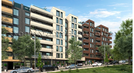 3-стаен апартамент в ново строяща се сграда