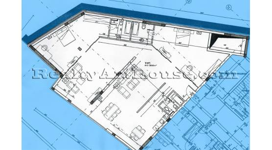 3-4-стаен апртамент на шпакловка и замазка в МФС